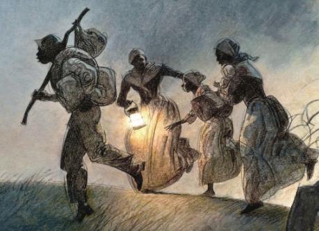 runaway-slaves-on-underground-railroad